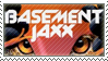 Basement Jaxx Stamp by Nieidanine