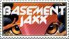 Basement Jaxx Stamp by Nieidanine