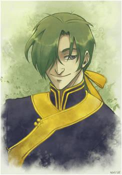 Akatsuki no Yona - The Green Dragon
