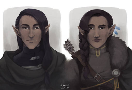 Critical Role - The Twins