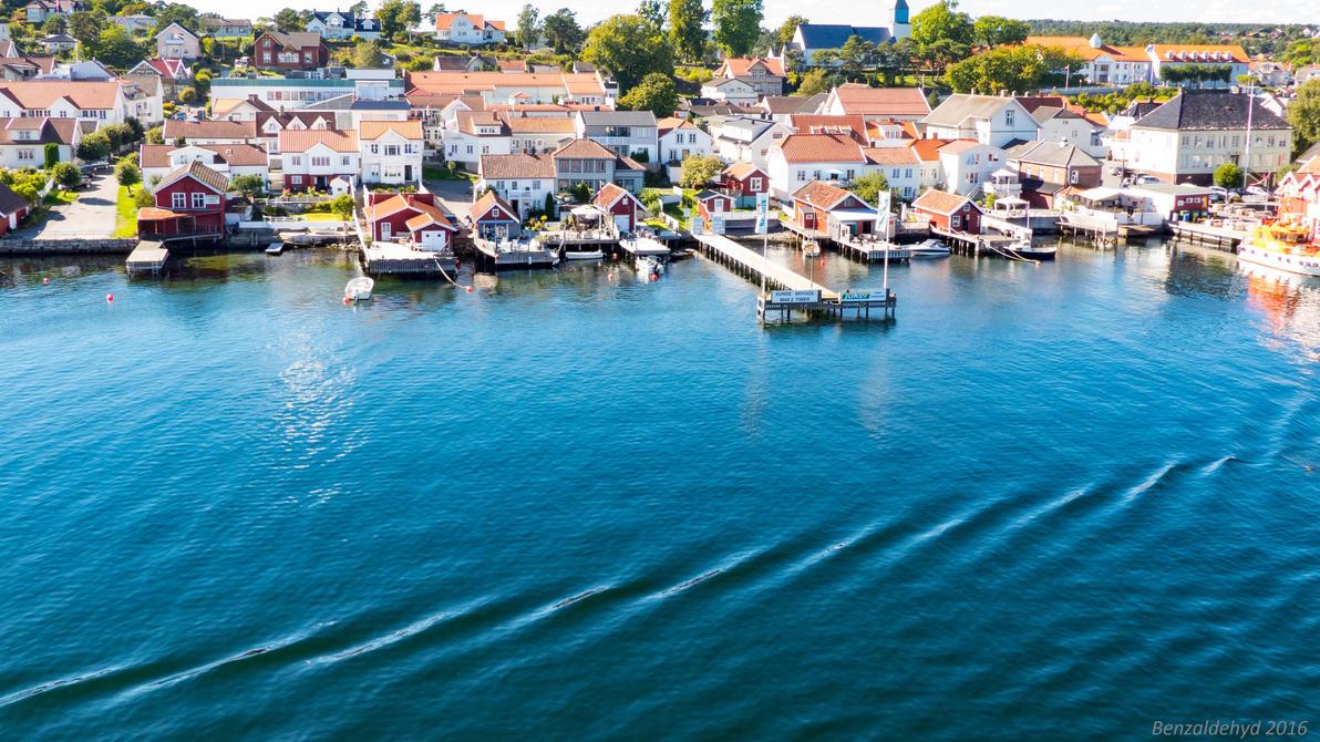 Norway, Langesund by Benzaldehyd