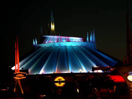 Space Mountain by CommodoreElfman