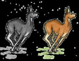 Deerstuff by SheQli