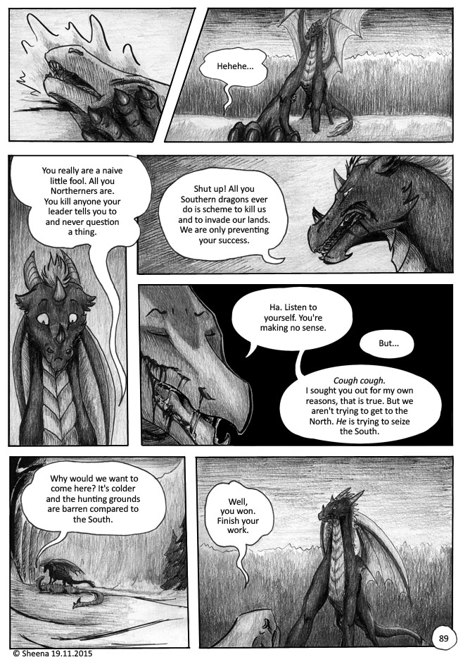 Quiran - page 89 by Shcenz