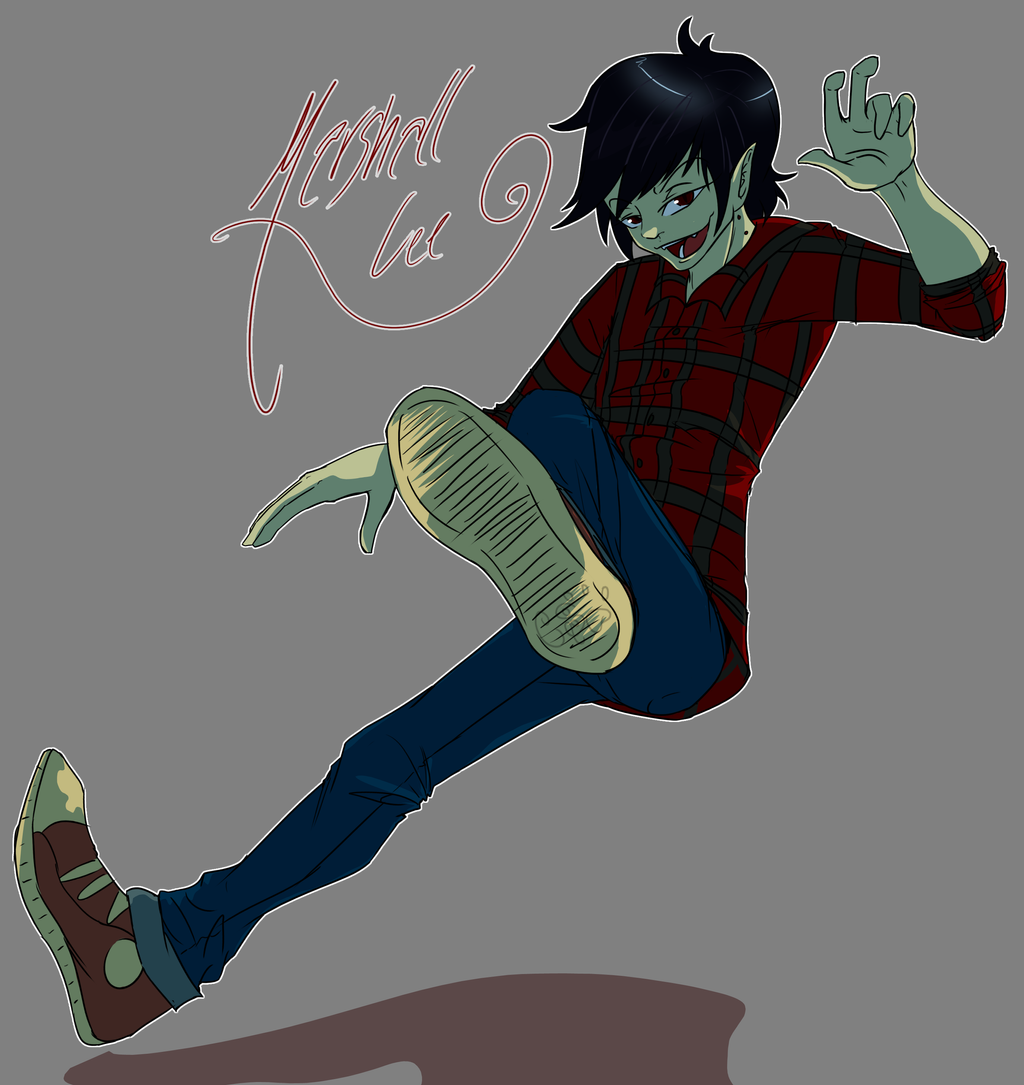 Marshall Lee by LuvDietCoke10006