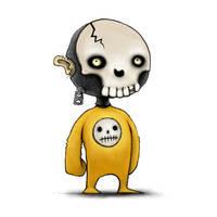 Skullboy by Plognark