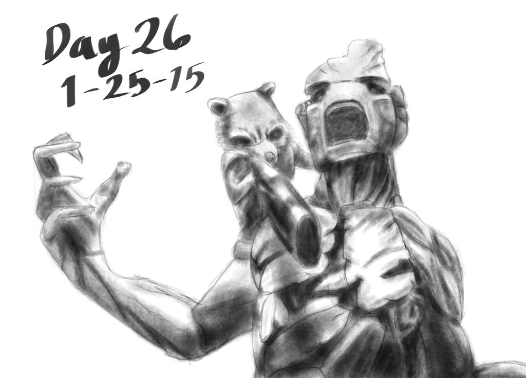 Day 26 by yujisea1810