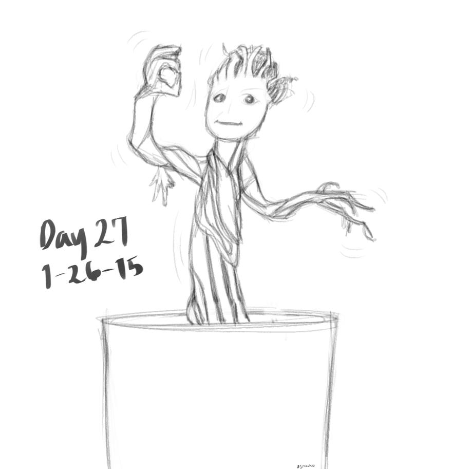 Day 27 by yujisea1810