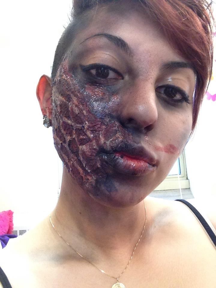 Theatrical makeup and Makeup on Pinterest - Theatrical Makeup