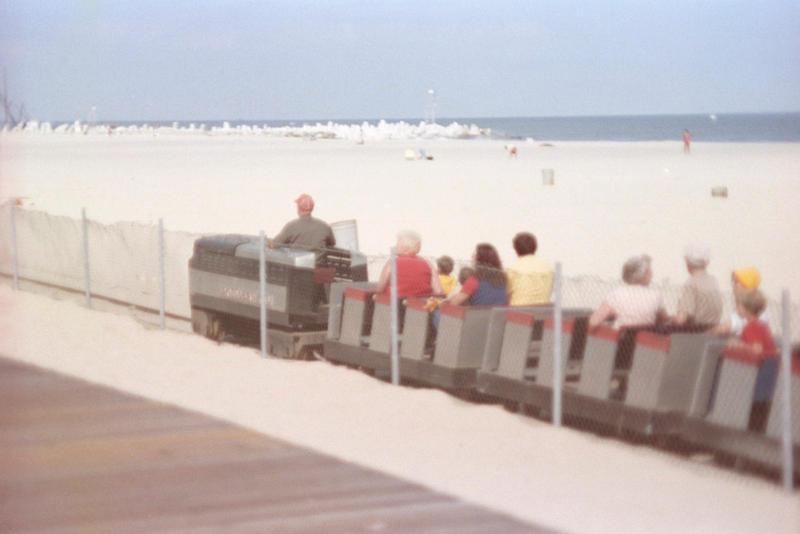 Jenkinsons Beach Train II