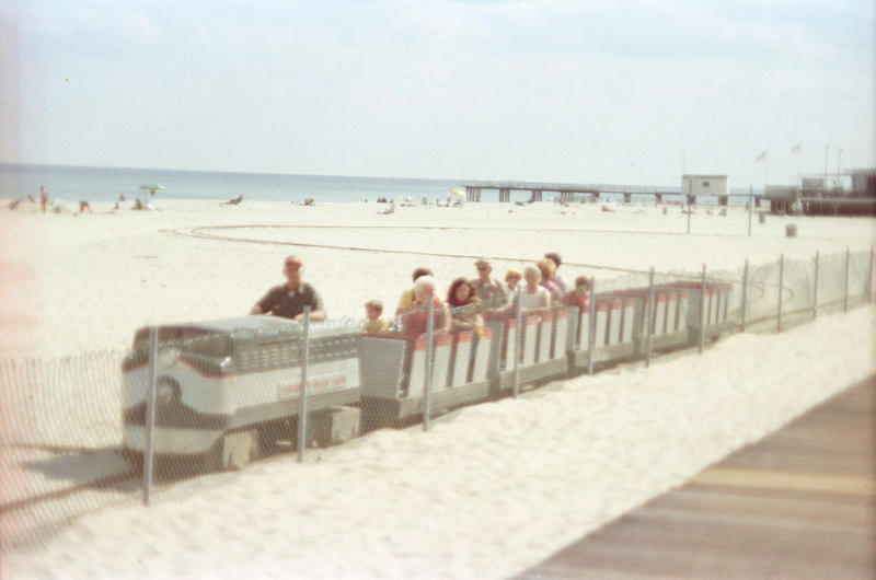 Jenkinsons Beach Train I