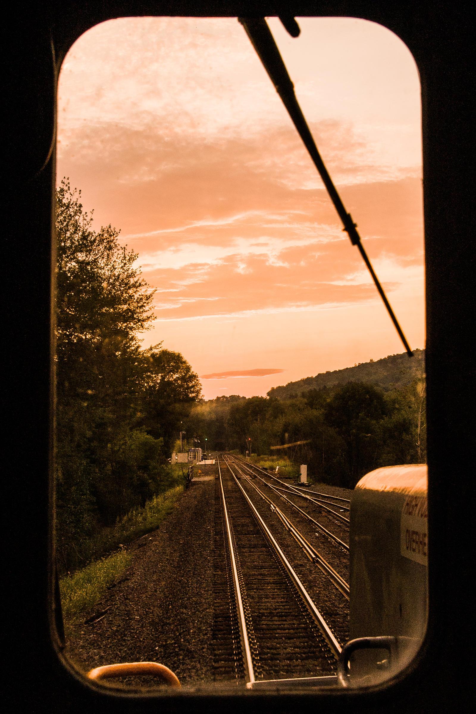 Westbound Sunset by sullivan1985
