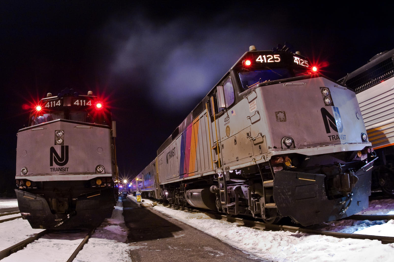 EMD F40PH-2CAT by sullivan1985