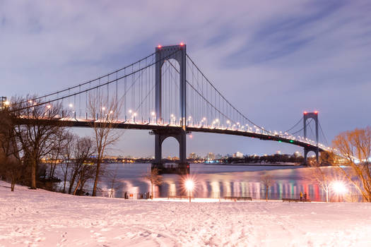 The Whitestone Bridge