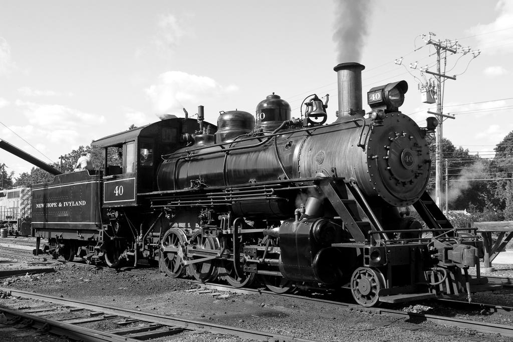 Baldwin 2-8-0 Consolidation By Sullivan1985 On DeviantArt