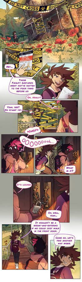 Affected - Chapter 1 - Page 5