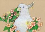 Floral Cockatoo
