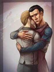 Cipher Nine Needs a Hug