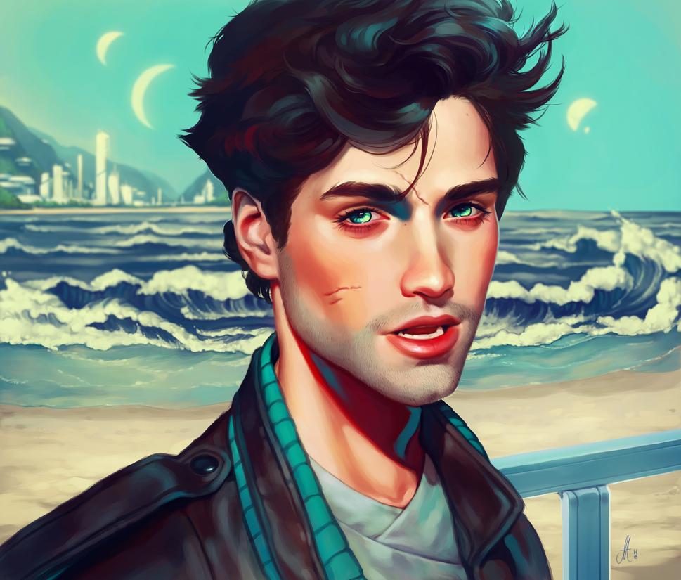 Windy Jona by KaraNan