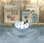 A teacup ride home