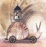 A Snail Ride Away