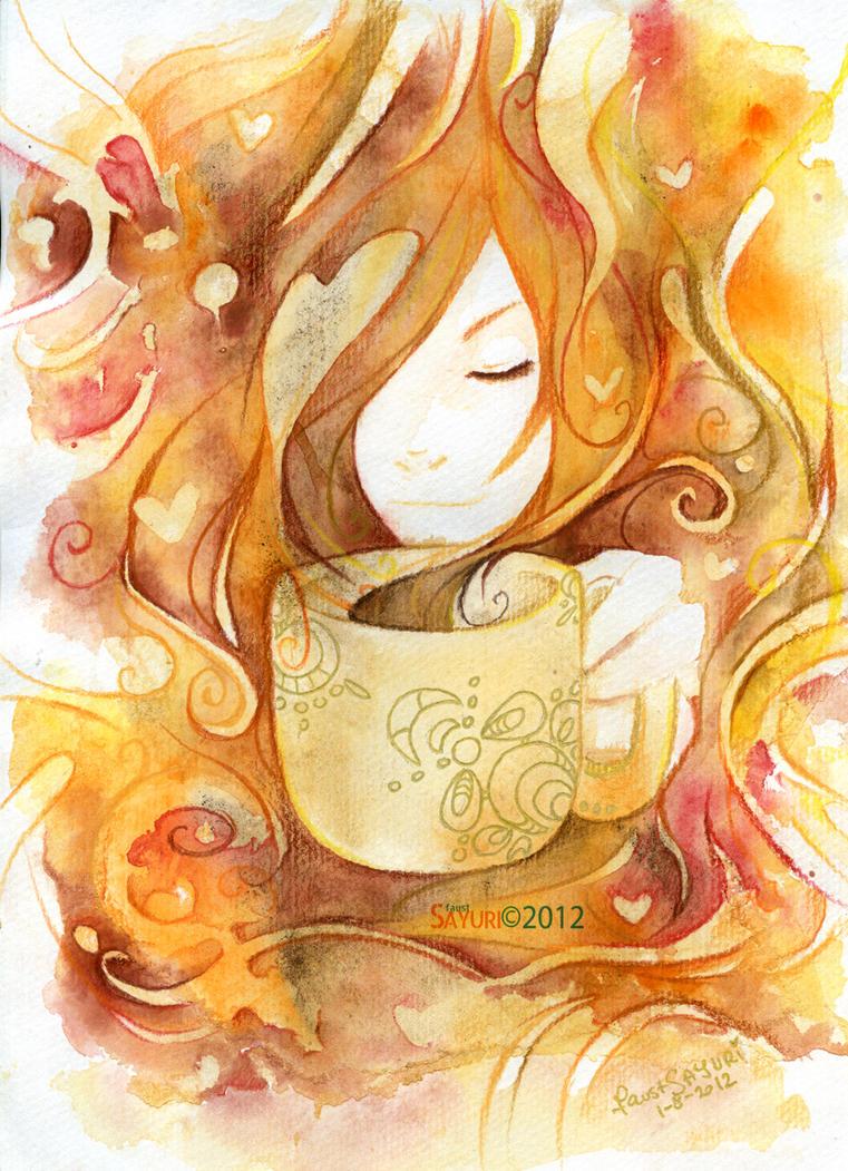 coffee by faust-sayuri