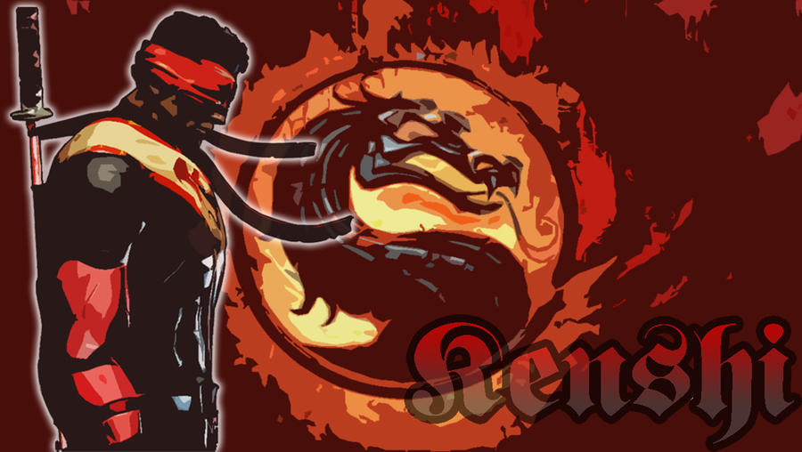 Kenshi Mk Wallpaper By Andrewzombeh On Deviantart