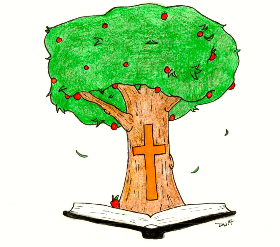 Tree of Knowledge by DwDrawings
