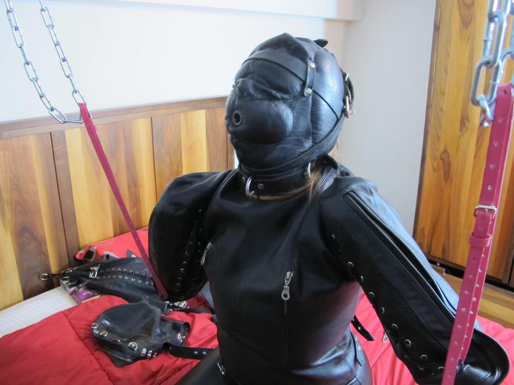 Ambrosia - Fully Encased in First Overhead Shoot by BritBastard