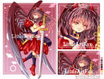 [OPEN] Xie'e The Demon Princess