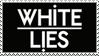 White Lies Stamp by NorwegianWolf