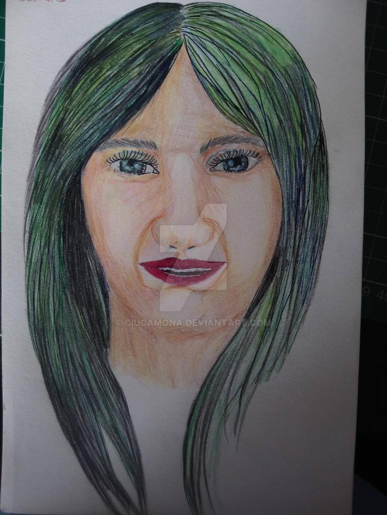 portrait by ciucamona