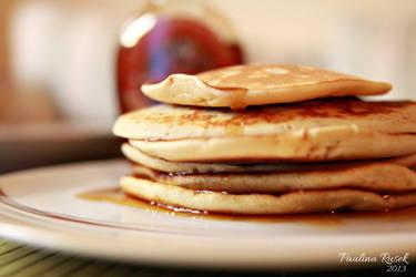 Yummie pancakes by Lamia86