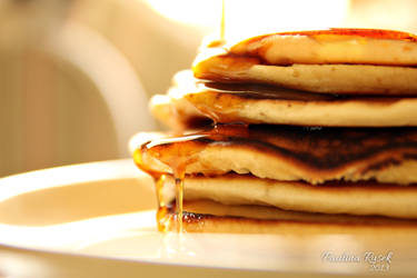Pancakes by Lamia86