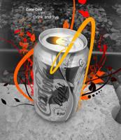 Coca-Cola Light Adv. by podmatrix