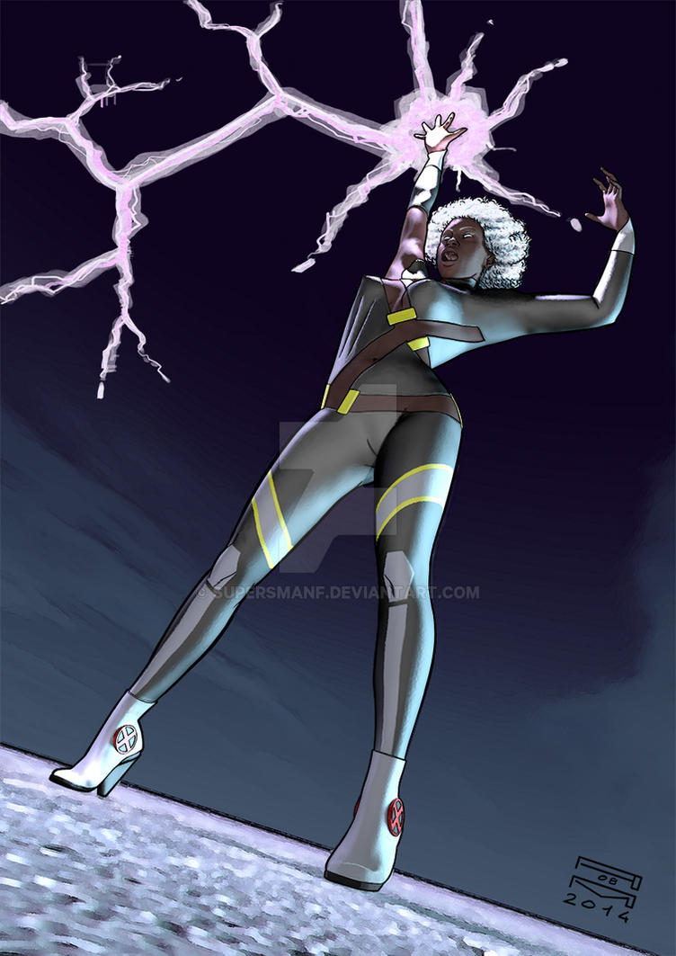 Storm by Supersmanf
