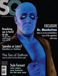 Dr Manhattan SQ Tribute