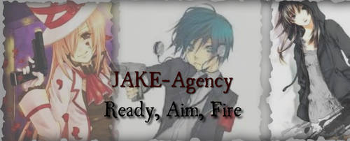 JAKE- Agency Avatar by Ryu--Sama