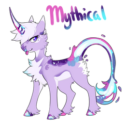 [P] My mascot/sona!! Myth