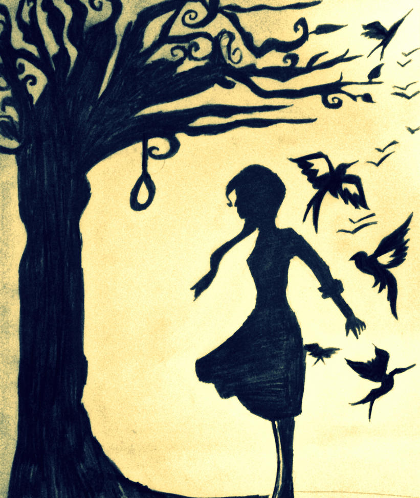 the hanging tree by ashdoh on DeviantArt