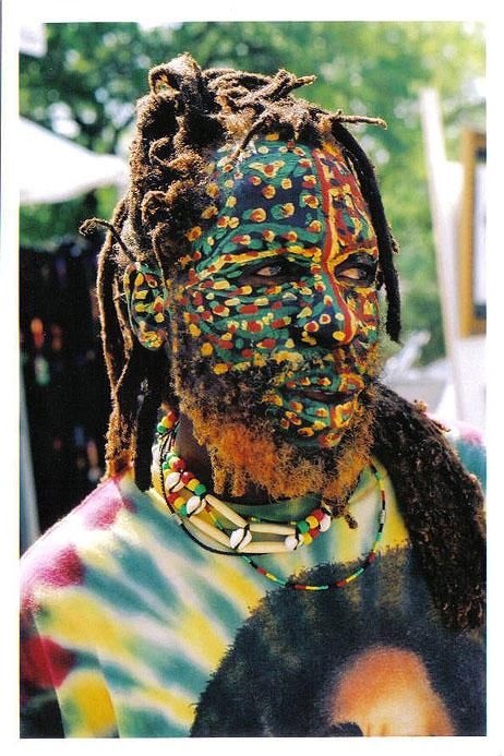 Rastafari by Checkmatelove