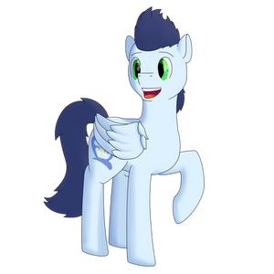 Soarin is Excited