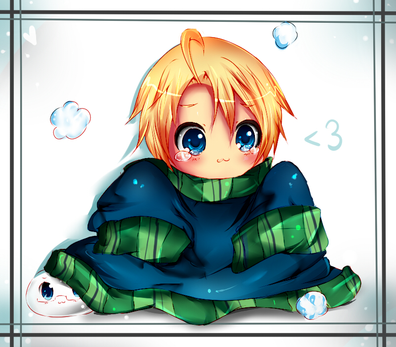 APH Im cute? by Aleriy