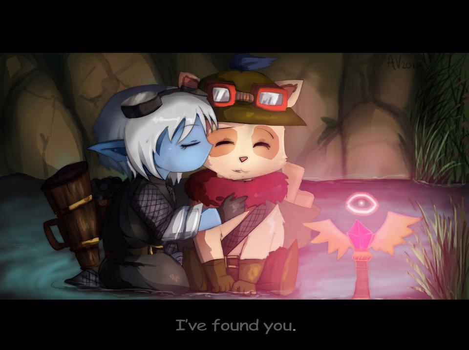 I found you by Aleriy