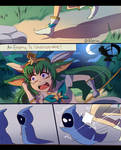 LoL - The Party p1 by Aleriy