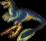 Dino Practice (coloured in base)