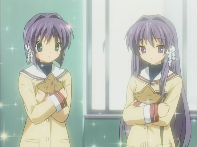 Clannad The Starfish Twins By Osae12 On Deviantart