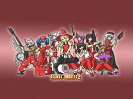 Touhou Fortress v2 by furiousrockets