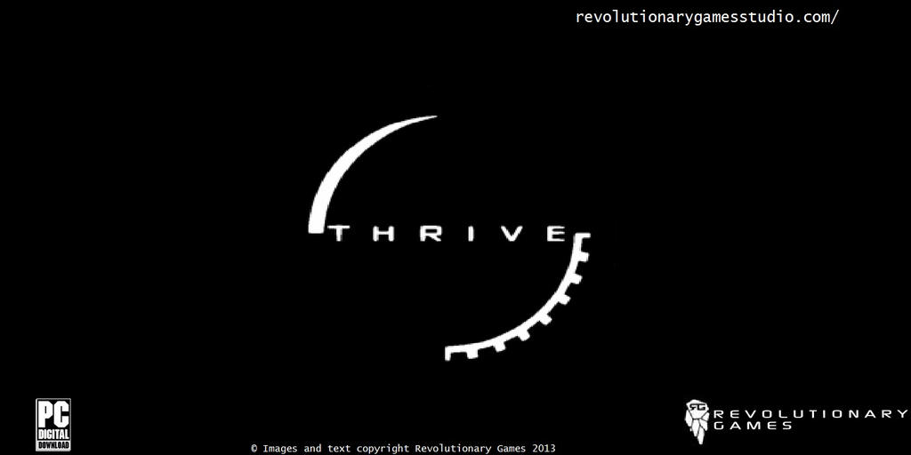 Thrive Cover Concept No. 1 by bluedragon25612