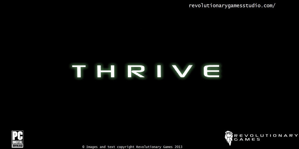 Thrive Cover Concept No. 2 by bluedragon25612
